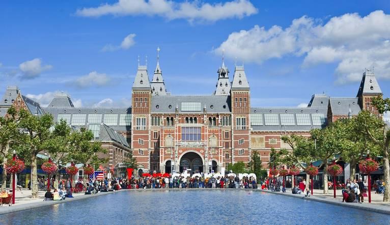 Shutterstock 220063000 Rijksmuseum