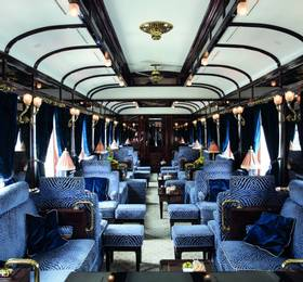 London - Disembark Venice Simplon-Orient-Express