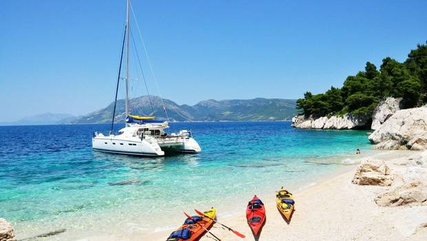 Croatia - Sailing Short Break on the Dalmatian Coast