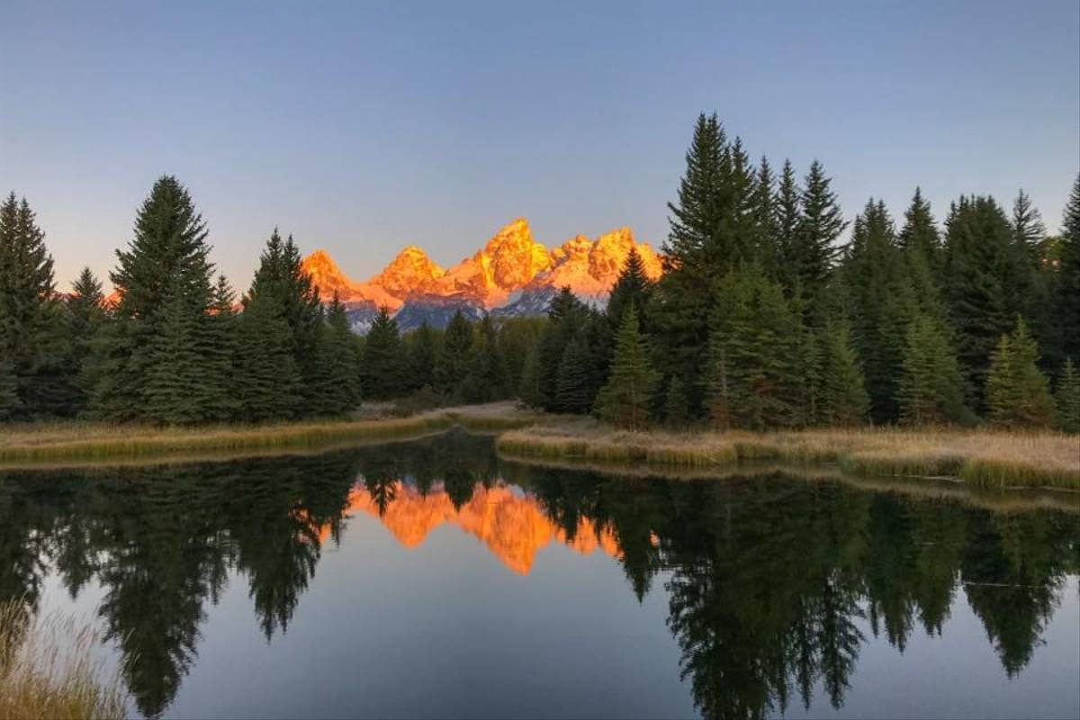 Grand Tetons (Peter Dunn)