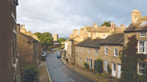 6-Night Western Yorkshire Dales Discovery Tour
