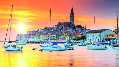Croatia, Istria Guided Walking Holiday