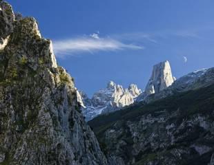 Spain's Picos de Europa Mountains