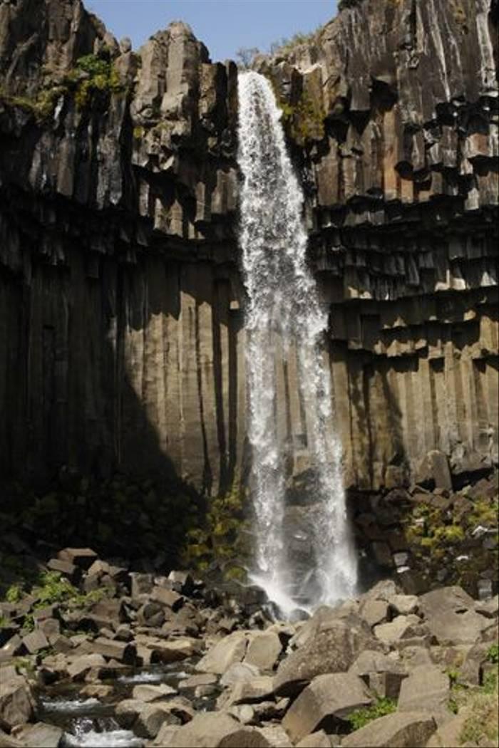 Svartifoss, Skaftafell National Park