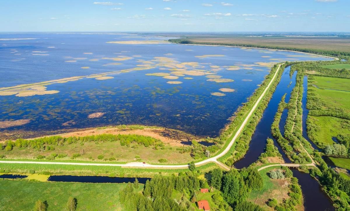 Lake Lubans, Latvia Shutterstock 1111427444