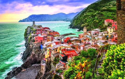 Cinque Terre Cooking and Walking