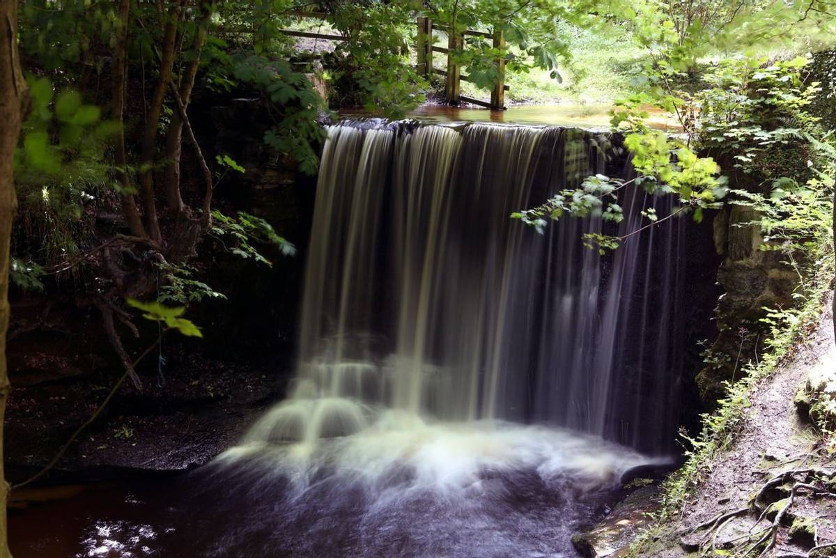 Clywedog Valley Wrexham County North East Wales