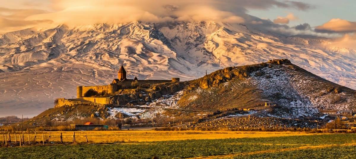 Mount Ararat, Armenia Shutterstock 370921862