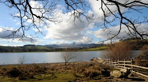 4-Night Southern Snowdonia Christmas & New Year Guided Walking Holiday