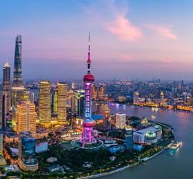 Shanghai (Overnight in Port)
