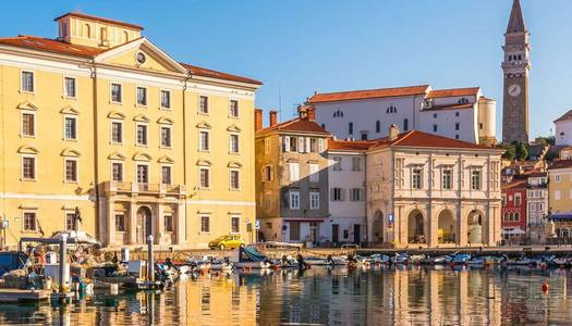 The Best of Slovenia with Slovenian Riviera