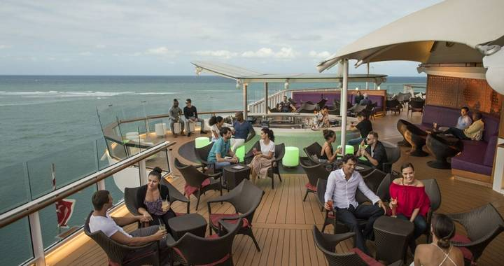 Sydney - Disembark Celebrity Eclipse & Fly Home