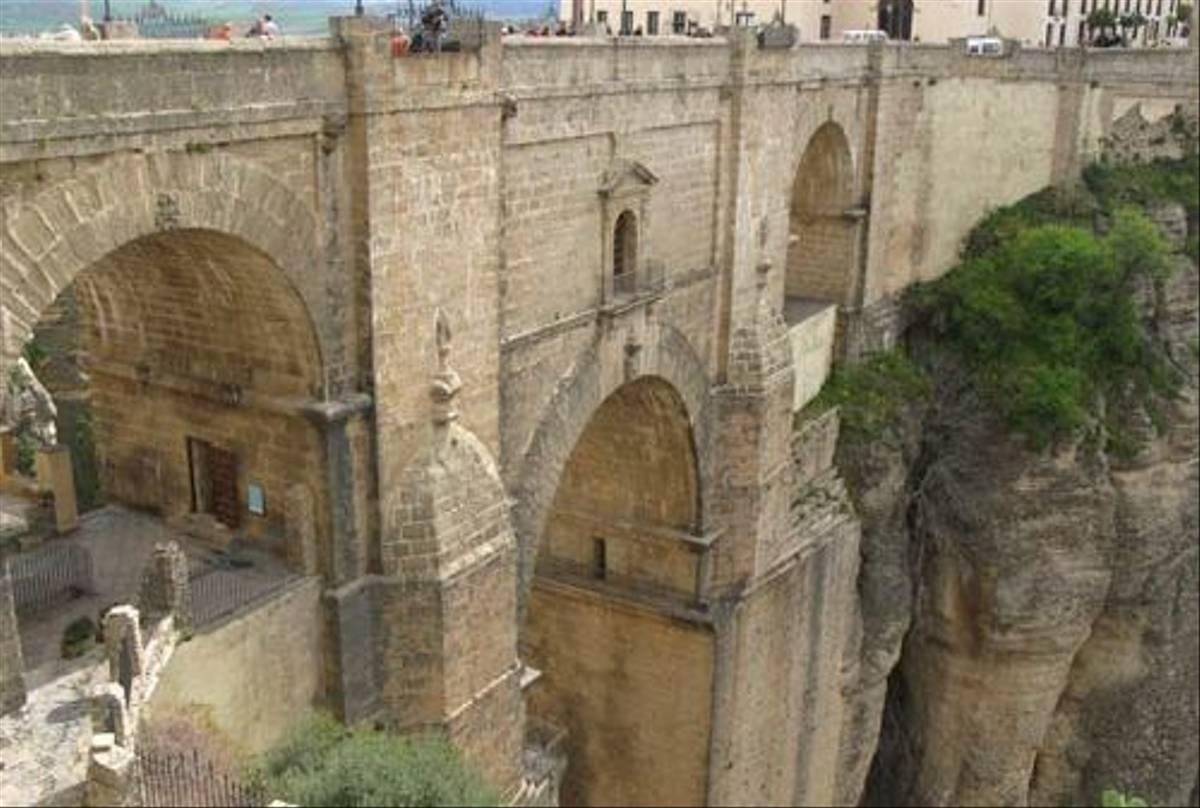 The New Bridge at Ronda (Paul Harmes)