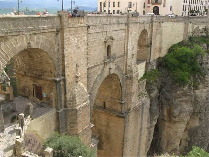 The New Bridge at Ronda (Paul Harmes)