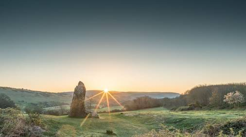4-Night Isle of Wight Christmas & New Year Guided Walking Holiday