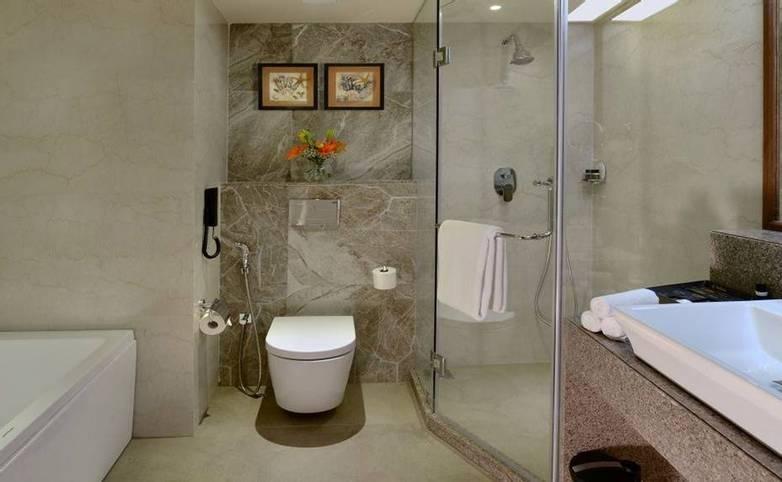 Rajasthan - Indana Palace, Jaipur - Premium Bathroom.jpg