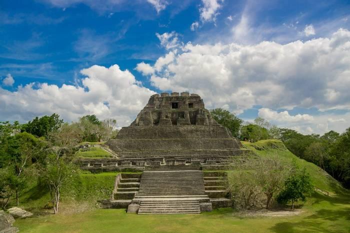 Xunantunich Maya site ruins in belize caribbean shutterstock_321474068.jpg