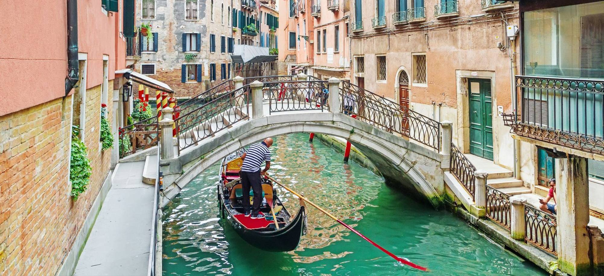 Venice2   Gondola   Itinerary Desktop
