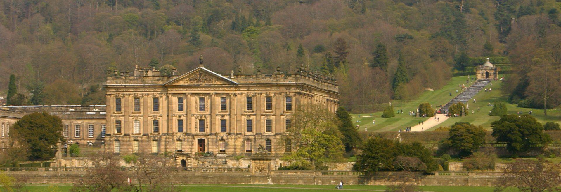 Shutterstock 310717 Chatsworth Estate