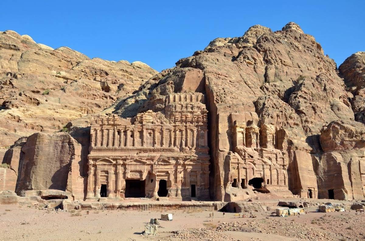 Jordan - Petra - AdobeStock_48108839.jpeg