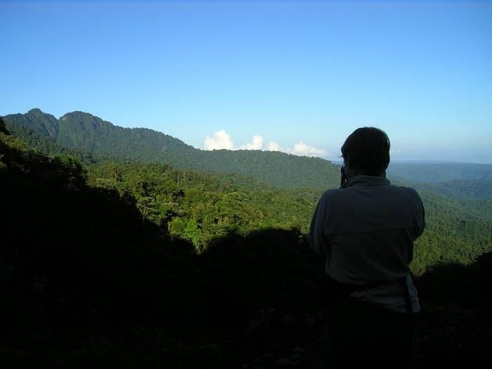 Guacamayos Ridge