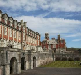 Britannia Royal Naval College private guided tour  (Dart Marina Hotel overnight)