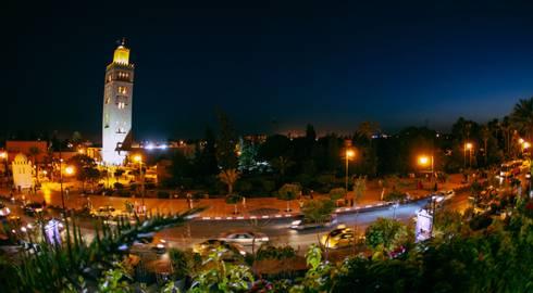 MARRAKECH to MARRAKECH (8 days) Marrakech and Sahara Teen Tour