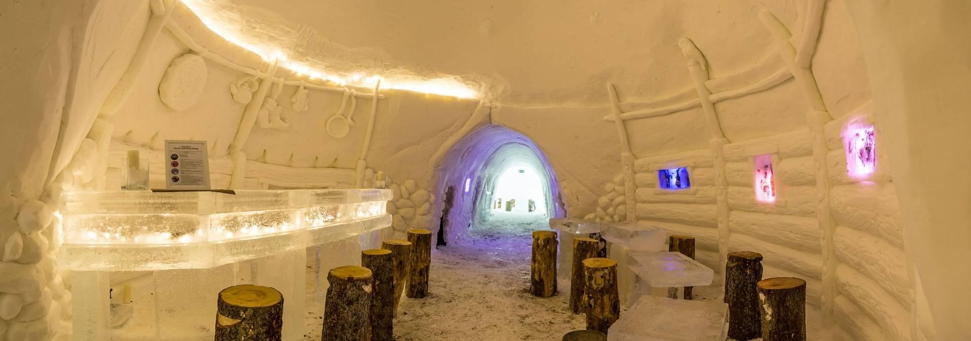 Torassieppi Winter Village 3   Credit Matt Robinson