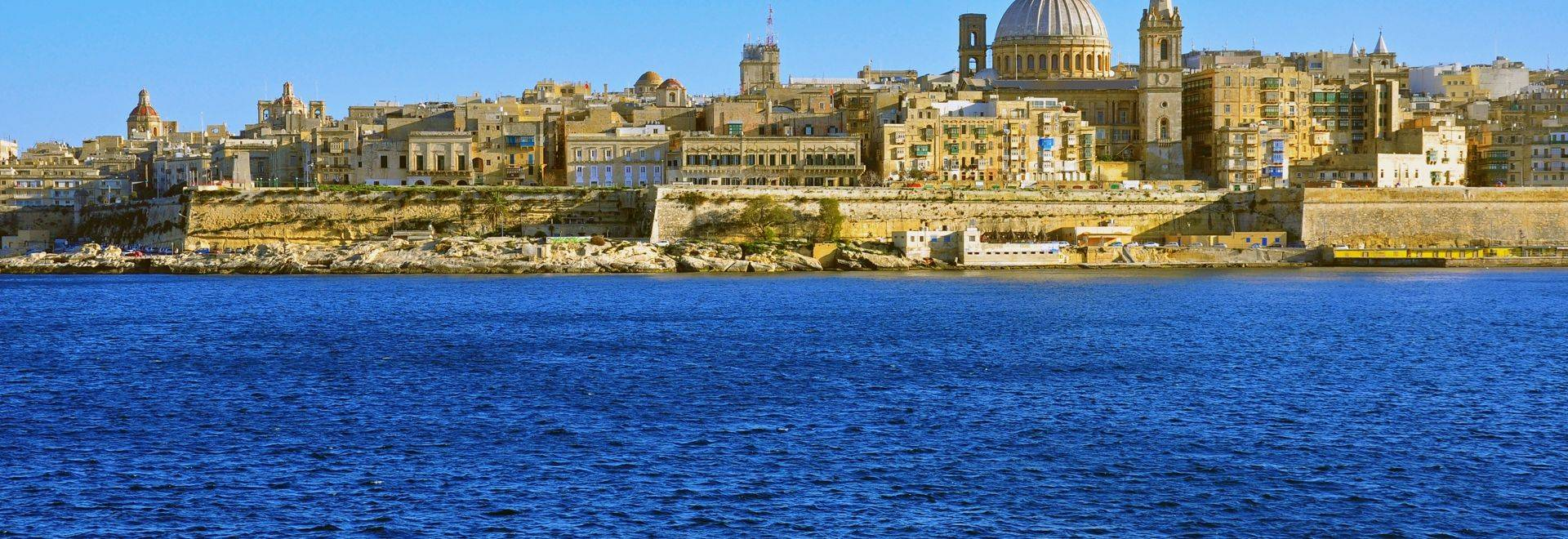 Shutterstock 177425654 Panorama Of Valletta