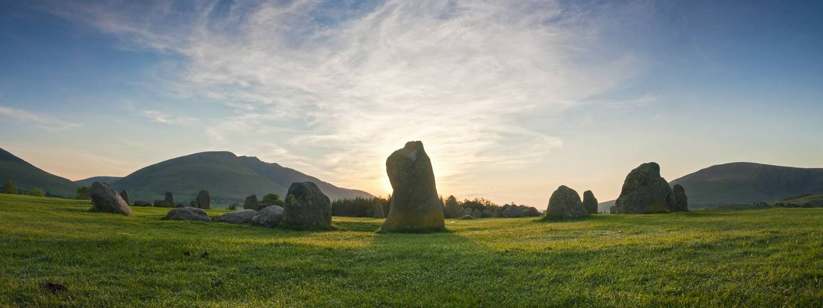 Castlerigg, Lake District, UK