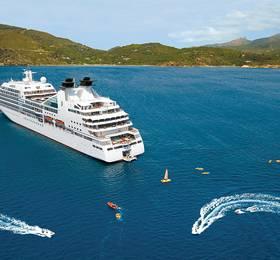 Bridgetown - Embark Seabourn Odyssey