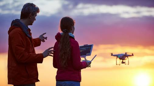 3-Night Learn to fly a drone in the Lake District Holiday