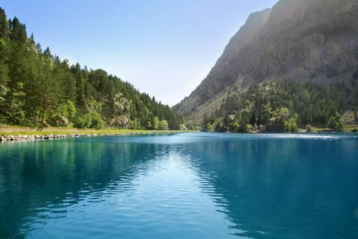 Panticosa Balneary Lake Pyrenees Huesca, Spain shutterstock_66503383.jpg