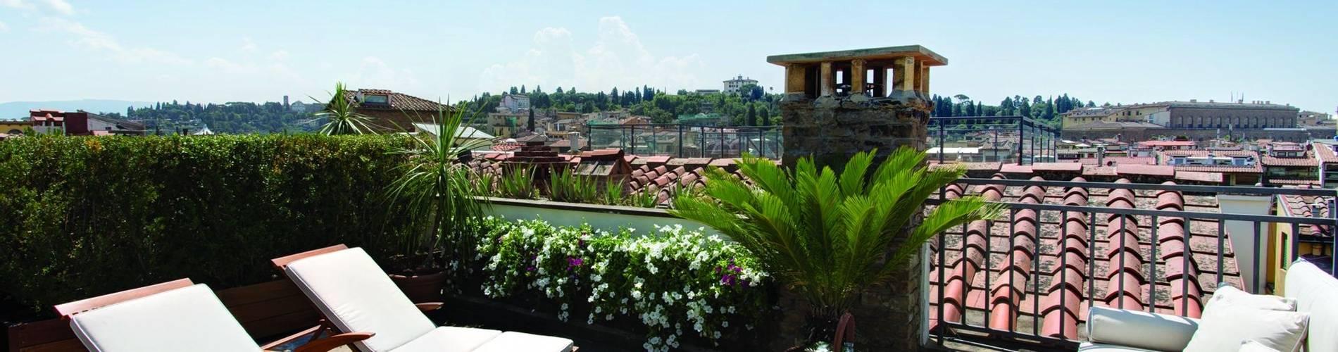 Gallery Art Hotel, Tuscany, Italy, Penthouse Pitti (5).JPG