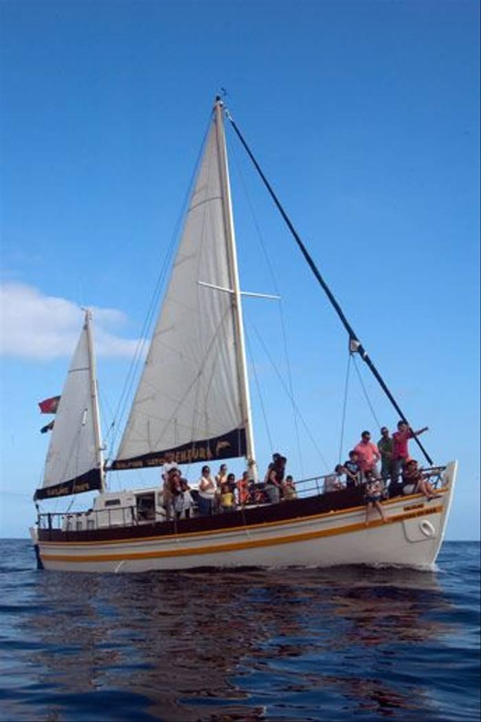 Ventura Sailing Boat (Luis Diaz)