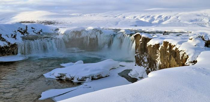 Godafoss By D Phillips