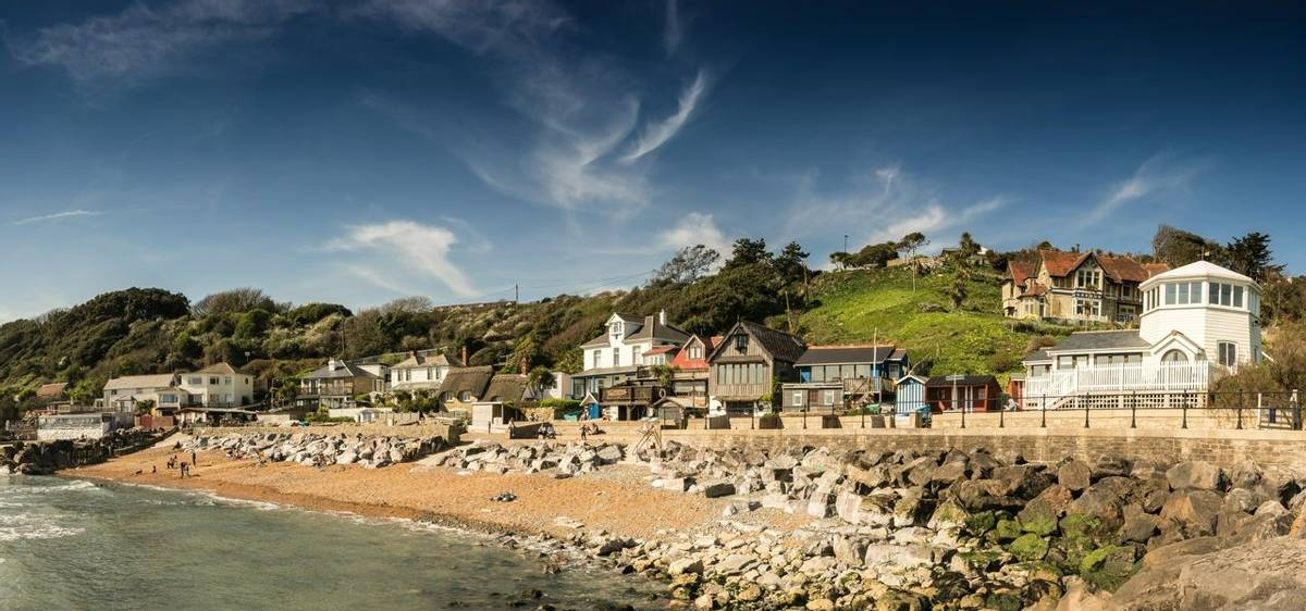 Steephill Cove, Ventnor, Isle of Wight