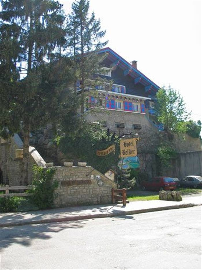 Hotel Bellier (Paul Harmes)