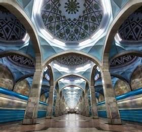 Tour ends in Tashkent