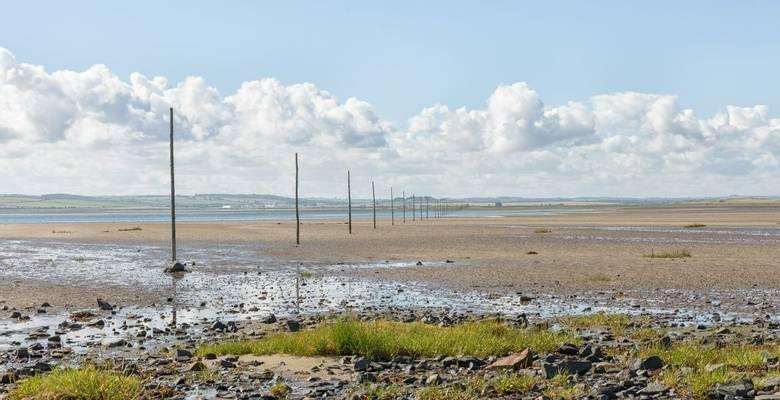 Northumberland guided walking holiday