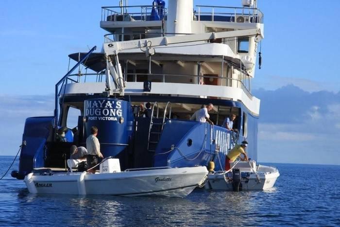 MV Maya'S Dugong 2