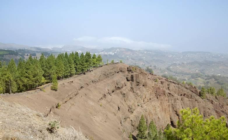 Gran Canaria, caldera