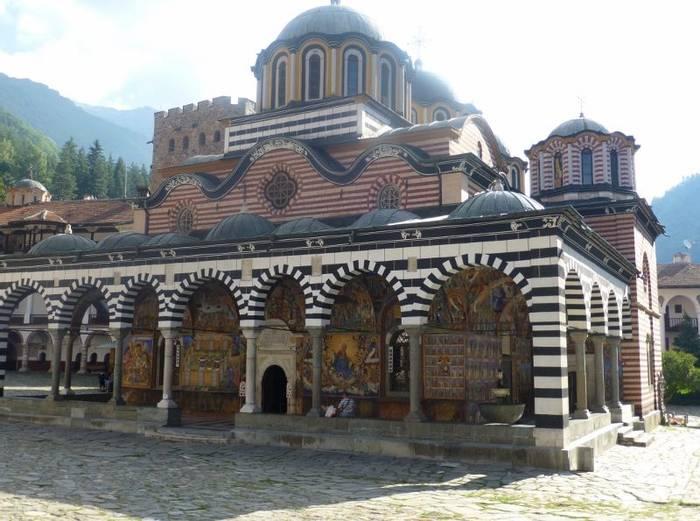 Rila Monastery, Melnik (Kiff Hancock)