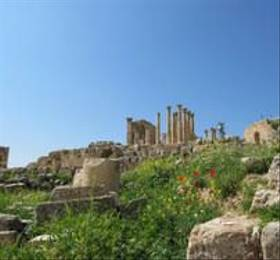 Visit to Jerash and Ajloun Castle