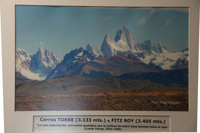 Cerro Torre and Fitzroy