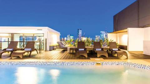 Brisbane Hotel 4