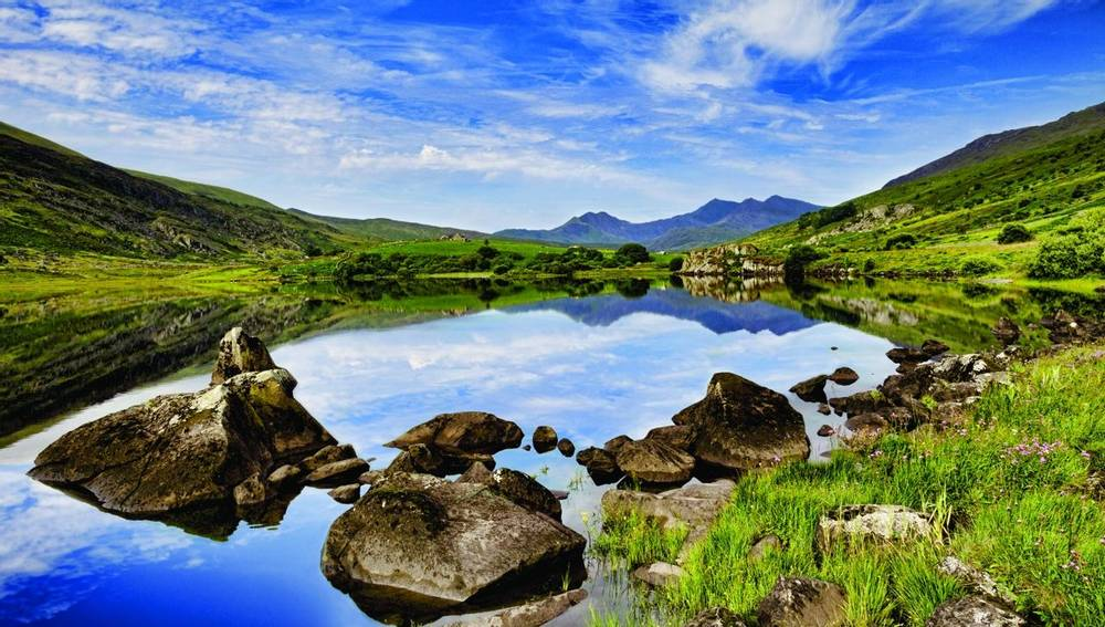 Wales landscapes