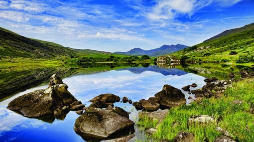 4-Night Northern Snowdonia Guided Walking Holiday