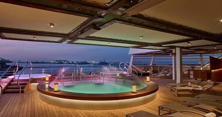 Bridgetown - Disembark Seabourn Odyssey & Fly Home