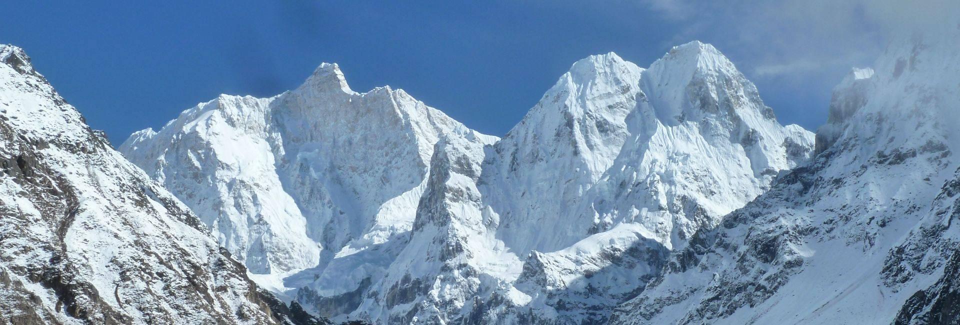 Kanchenjunga Circuit trek in Nepal